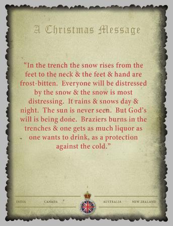 Christmas Card 1914 Page 2