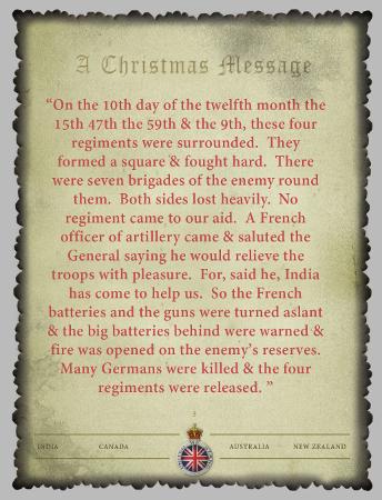 Christmas Card 1914 Page 3