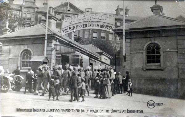 Kitchener Indian Hospital