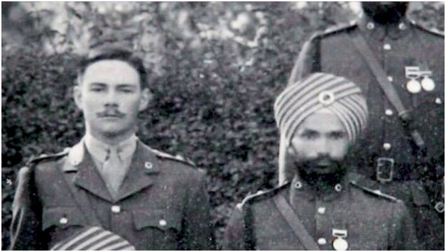 Manta Singh & George Henderson's Sons, Assa & Robert-WW2
